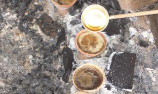 海人の藻塩づくりメイン