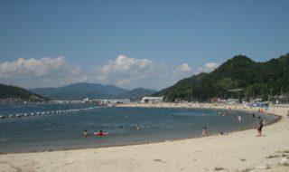 ベイサイドビーチ坂1