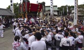 吉浦カニ祭り