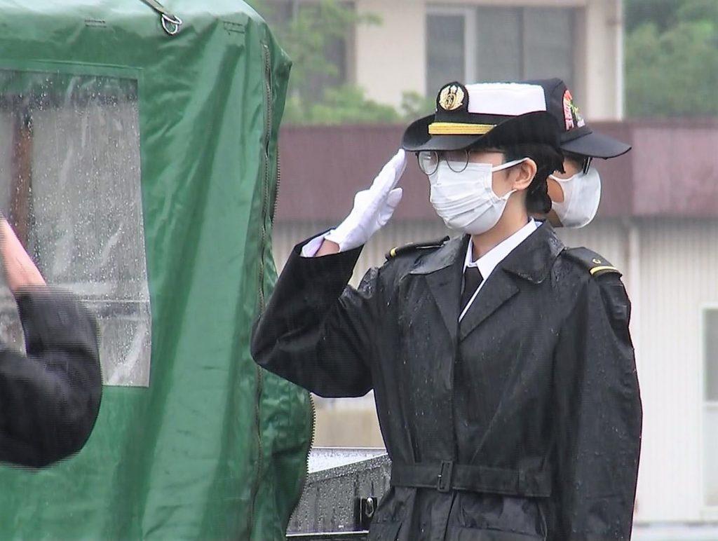 女性初の潜水艦乗組員候補が実習へ 海上自衛隊 | 海と日本PROJECT in 広島